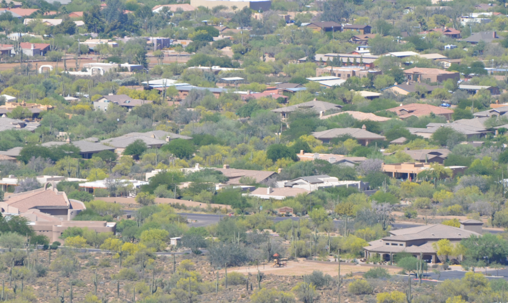 North Scottsdale Desert Community